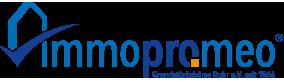 immopro.meo, Immobilienmakler aus Essen, Mülheim und Oberhausen Logo